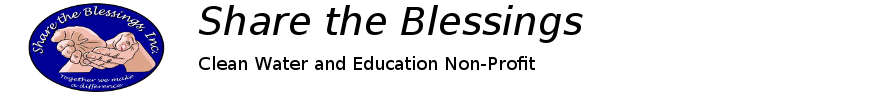 Share the Blessings
